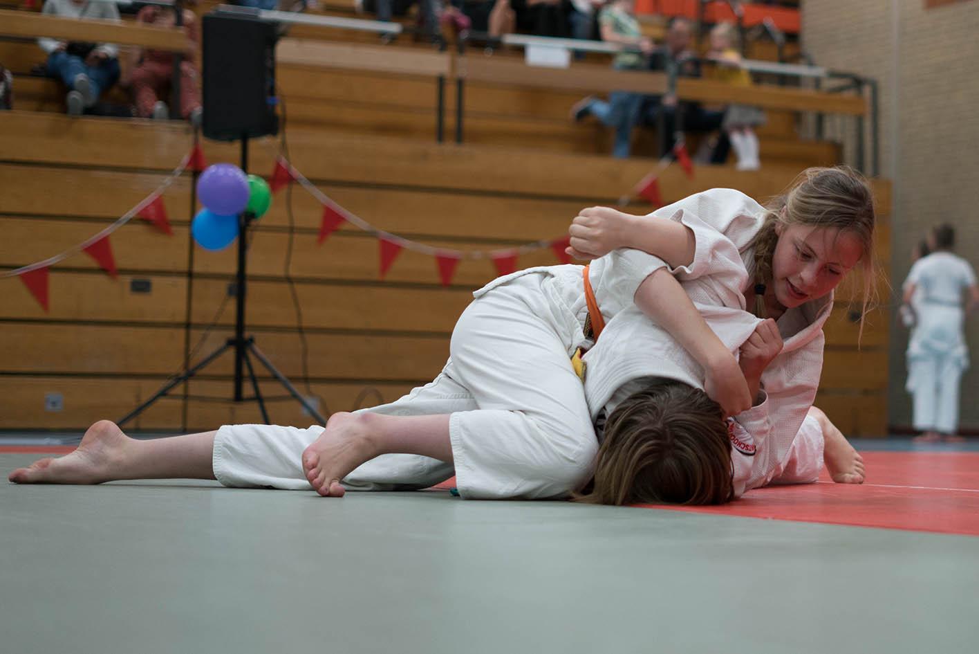 Judo lessen